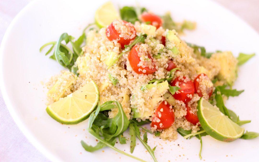 Easy Tasty Quinoa Salad