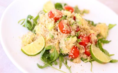 Easy Tasty Quinoa Salad