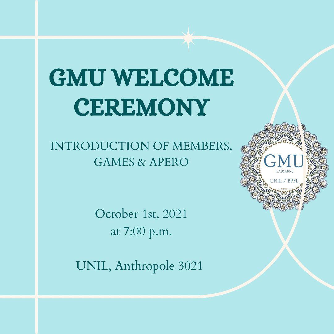 GMU Gathering